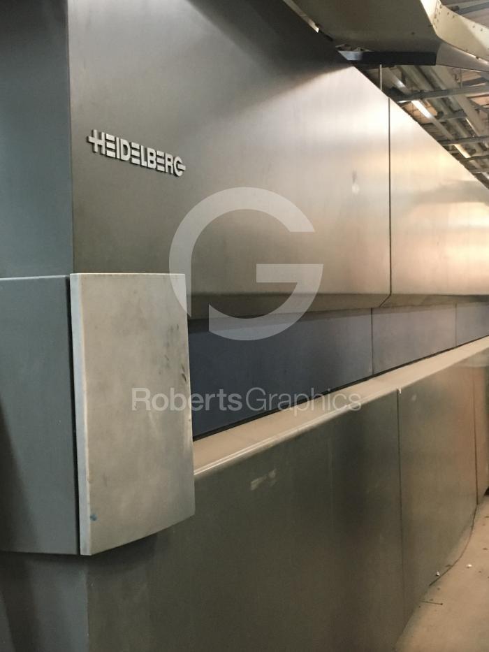 HEIDELBERG HARRIS   M600