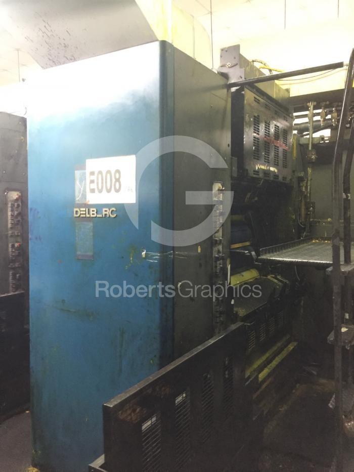 HEIDELBERG HARRIS   M600 B 24