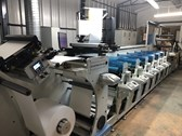 Lombardi Synchroline 430 Label Press