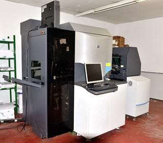 HP (Hewlett Packard) (Hewlett Packard) Indigo 3050