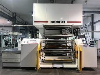 C.I. Type Flexographic press gearless Elisa 1508 Year 2012