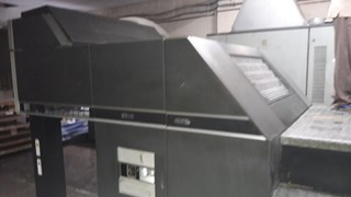 Heidelberg CD 74- 4 Colour