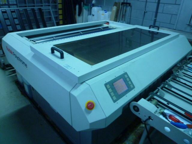 Kodak MERCURY 1250 T HD Plate Processors