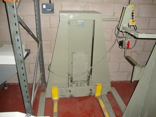 Polar L600-W-3 pile lift (1050 x 750 mm)