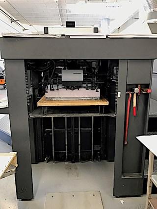 Heidelberg XL 75-4 + LX, 2008