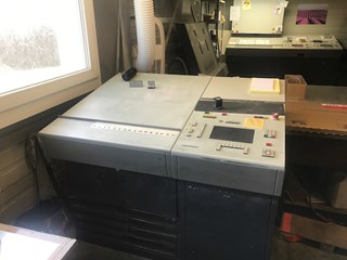 Heidelberg SM 52-4 (straight machine)