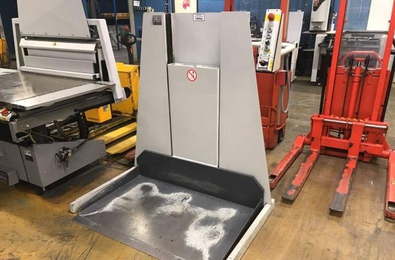 Cutting Line Polar 115 XT