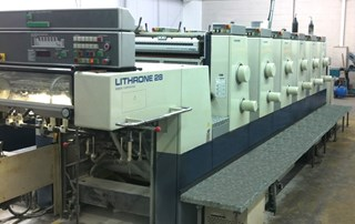 Komori Lithrone L-28