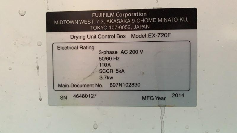 Fujifilm JET PRESS 720 S 4