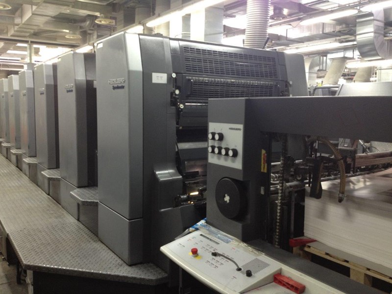 Show details for 2000 Heidelberg CD102-8-LX