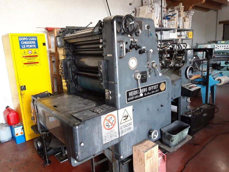 Show details for Heidelberg XL75 5+L C