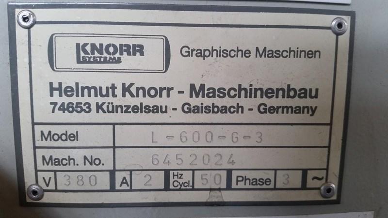 Knorr L 600 G 3